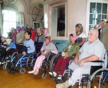Акция «Шаг навстречу» состоялась в посёлке Орёл