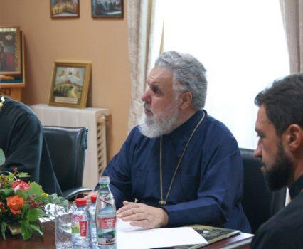 Состоялось очередное заседание Архиерейского Совета Пермской митрополии