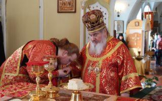 Неделя 11-я по Пятидесятнице, память мч. Иоанна Воина