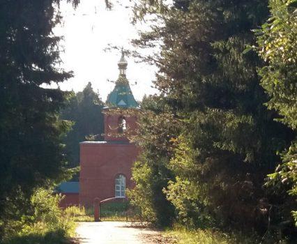 Успенский храм в Усолье распахнул свои двери