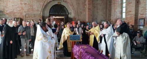 Соликамская епархия простилась с иеромонахом Зосимой (Оболдиным)
